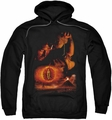 Lord Of The Rings pull-over hoodie Destroy The Ring adult black