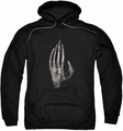 Lord Of The Rings pull-over hoodie Hand Of Saruman adult black