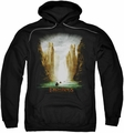 Lord Of The Rings pull-over hoodie Kings Of Old adult black
