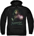 Lord Of The Rings pull-over hoodie Samwise The Brave adult black