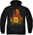 Lord Of The Rings pull-over hoodie Saruman adult black