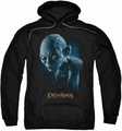 Lord Of The Rings pull-over hoodie Sneaking adult black