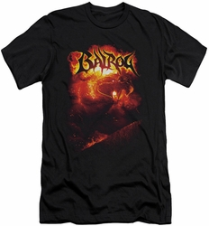 Lord of the Rings slim-fit t-shirt Balrog mens black