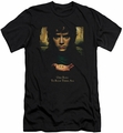 Lord of the Rings slim-fit t-shirt Frodo One Ring mens black
