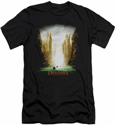 Lord of the Rings slim-fit t-shirt Kings Of Old mens black