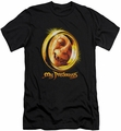 Lord of the Rings slim-fit t-shirt My Precious mens black