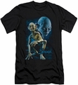 Lord of the Rings slim-fit t-shirt Smeagol mens black