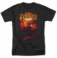 Lord of the Rings t-shirt Balrog mens black
