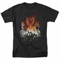 Lord of the Rings t-shirt Evil Rising mens black