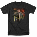 Lord of the Rings t-shirt Frodo mens black
