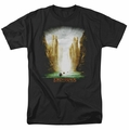 Lord of the Rings t-shirt Kings Of Old mens black