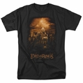 Lord Of The Rings t-shirt Riders Of Rohan mens black