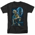 Lord of the Rings t-shirt Smeagol mens black