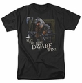 Lord of the Rings t-shirt The Best Dwarf mens black