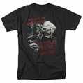 Lord of the Rings t-shirt Time Of The Orc mens black