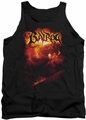 Lord of the Rings tank top Balrog mens black