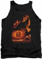 Lord of the Rings tank top Destroy The Ring mens black