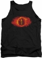Lord of the Rings tank top Eye Of Sauron mens black