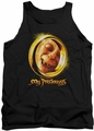 Lord of the Rings tank top My Precious mens black