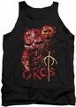 Lord of the Rings tank top Orcs mens black