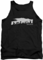 Lord of the Rings tank top The Fellowship mens black