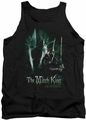 Lord of the Rings tank top Witch King mens black