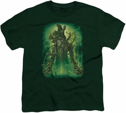 Lord of the Rings youth teen t-shirt Treebeard Hunter Green