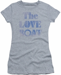 Love Boat juniors t-shirt Distressed heather