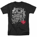 Lucille Ball Lucy t-shirt 60 Years Of Fun mens black