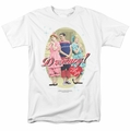Lucille Ball Lucy t-shirt Dreamy! mens white