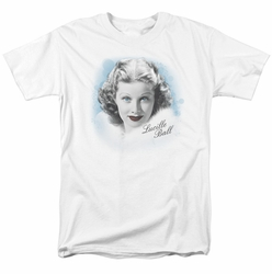 Lucille Ball Lucy t-shirt In Blue mens white