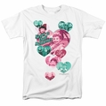 Lucille Ball Lucy t-shirt Never A Dull Moment mens white
