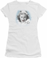 Lucy Lucille Ball juniors t-shirt In Blue white