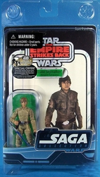 Luke Skywalker Bespin Fatigues action figure Star Wars Saga Collection