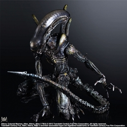 Lurker Alien Play Arts Kai action figure Aliens Colonial Marines