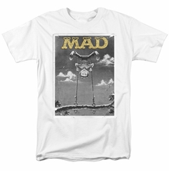 Mad t-shirt Swinger mens white