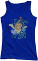 Madagascar juniors tank top Escaped royal