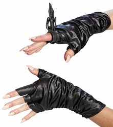 Maleficent adult Glove and Ring costume accessory