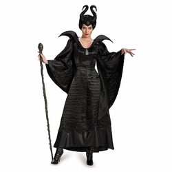 Maleficent Movie Deluxe Christening Gown Adult Costume