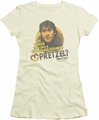 Mallrats juniors t-shirt Pretzels cream