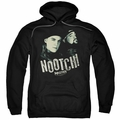 Mallrats pull-over hoodie Nootch adult black