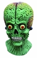 Mars Attacks Martian Soldier Oversized Latex Mask