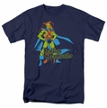 Martian Manhunter DC Character mens t-shirt