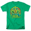 Martian Manhunter Power mens t-shirt
