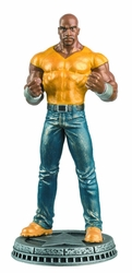 Marvel Chess Figure Coll Magazine #10 Luke Cage White Pawn