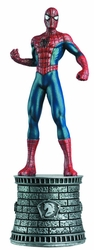 Marvel Chess Figurine Coll Magazine #1 Spider-Man White Knight