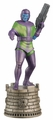 Marvel Chess Figurine Collection Magazine #11 Kang Black Rook