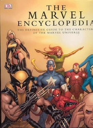 Marvel Comics Encyclopedia Hardcover
