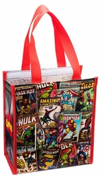 Marvel Comics Insulated Shopper Tote