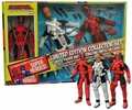 Marvel Deadpool 8 inch Retro Action Figure Set